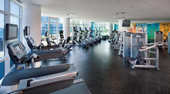 77 Hudson_Gym